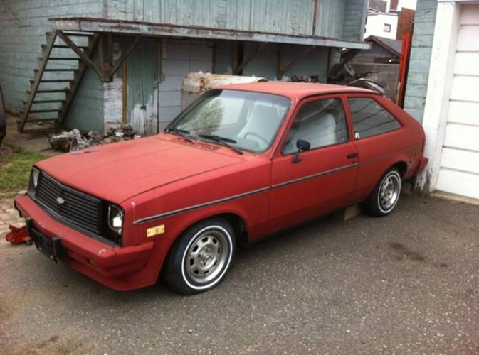 Chevette For Sale Car Interior Design