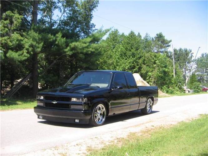 Custom 1994 Chevrolet Silverado $14000 or make an offer!!