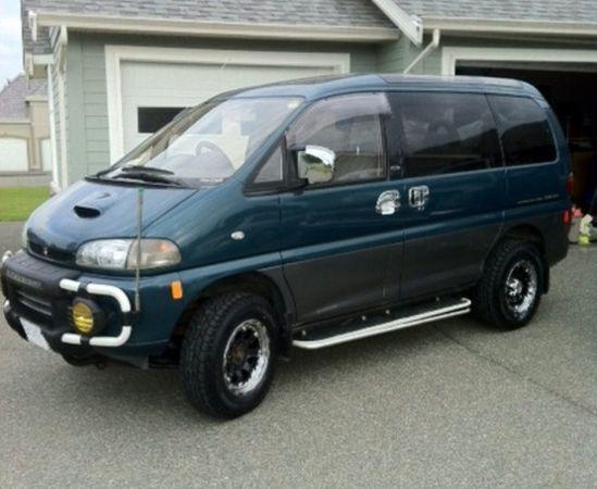 Delica 1994 10000 For Sale In Campbell River British Columbia All Cars In Canada Com