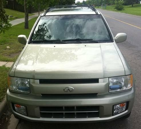Excellent 2001 Infinity QX4 Edition 4x4 Luxury Loaded,Auto *DEAL - $3900