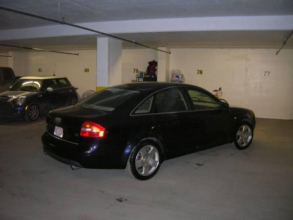 extremely well maintained audi A6 4.2 2003 - $15750