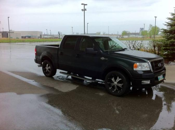 for sale 2005 ford f150 king ranch for sale in winnipeg manitoba all cars in. Black Bedroom Furniture Sets. Home Design Ideas