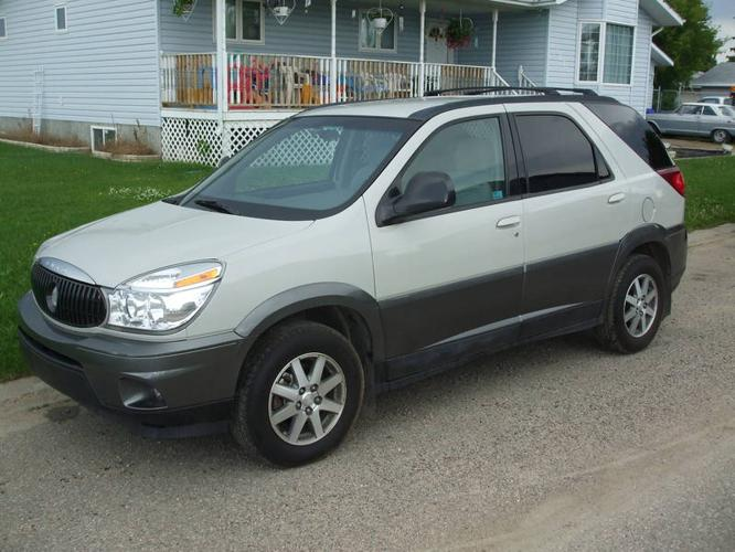 for sale 2004 buick rendezvous for sale in prince albert saskatchewan all cars in. Black Bedroom Furniture Sets. Home Design Ideas