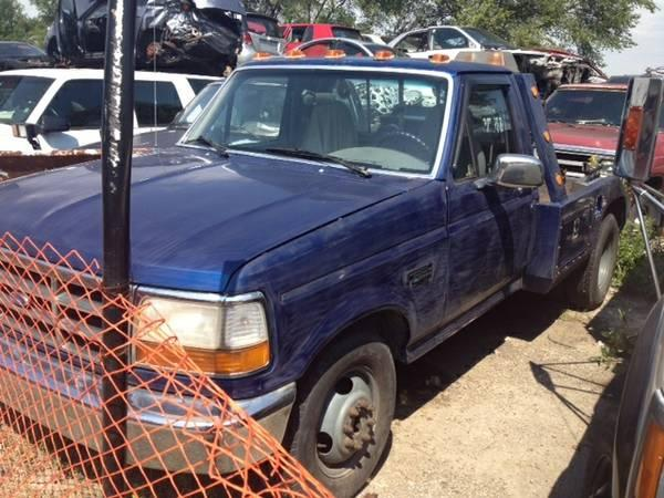 FOR SALE 94 FORD 350 POWER STROKE - $5000