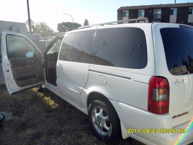 GM Minivan