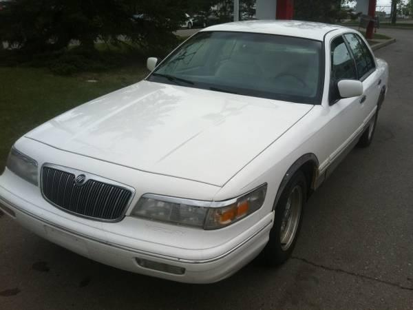 Great 1997 Mercury Grand Marquis Fully Loaded,DEAL - $1600