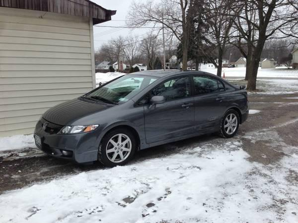 Honda Civic Si - $17500