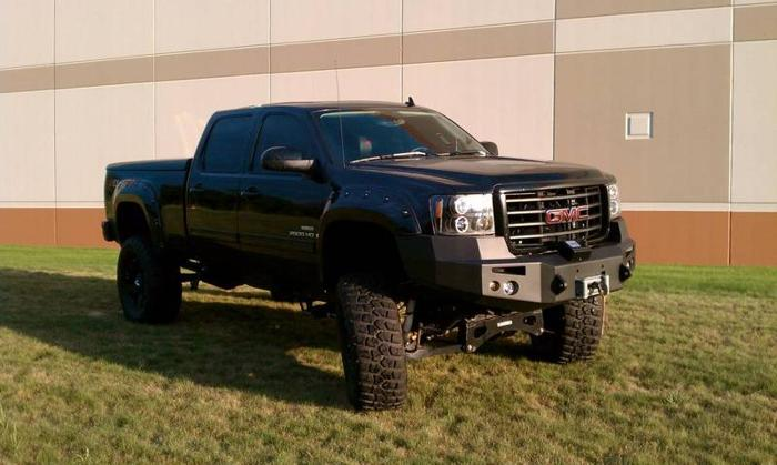 lifted 2009 gmc sierra 2500hd duramax diesel for sale in north bay ontario all cars in. Black Bedroom Furniture Sets. Home Design Ideas