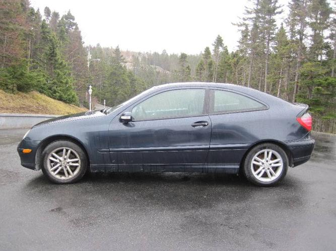 Mercedes benz c class c230 kompressor coupe for sale in conception bay south newfoundland - Mercedes c class kompressor coupe ...