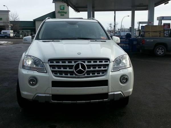 ```Mercedes-Benz M-Class 550 AMG SUV``` - $22500