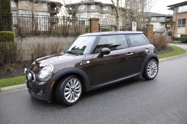 mini cooper s mayfair special edition 28999 for sale in. Black Bedroom Furniture Sets. Home Design Ideas