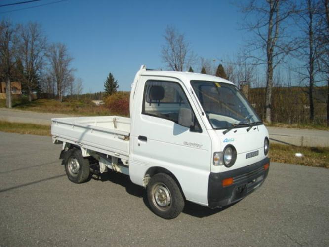 japanese mini truck mini trucks for autos weblog. Black Bedroom Furniture Sets. Home Design Ideas
