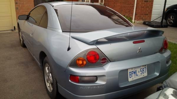 Mitsubishi Eclipse RS - $3500