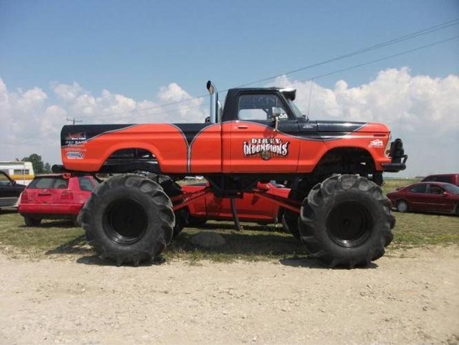 Dodge Mud Trucks For SaleRahasia Galeriku