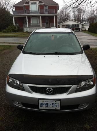 Must Sell!! 2001 mazda protege - $2500