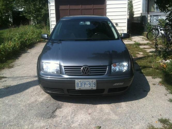 new price 2003 volkswagen jetta for sale in hamilton ontario all cars in. Black Bedroom Furniture Sets. Home Design Ideas