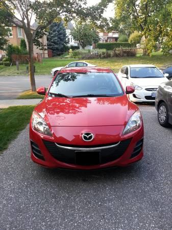 NEW PRICE! 2010 MAZDA3 GS - $12500