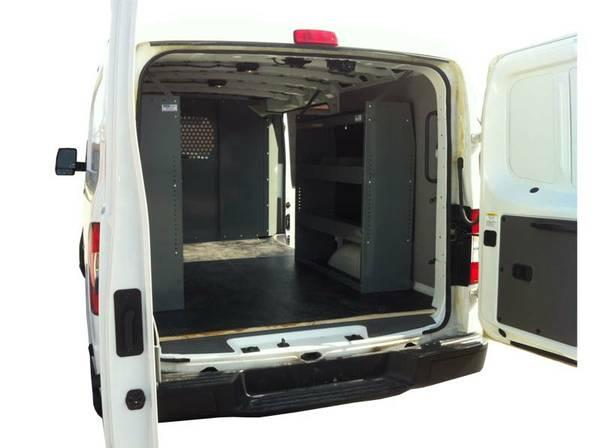 Nissan Nv Cargo Shelving 2017 Ototrends Net