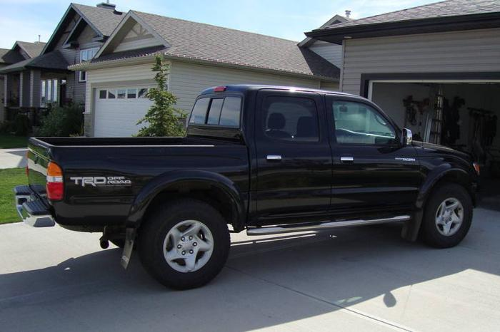 wanted price reduced 2004 toyota 4 door tacoma trd pickup truck for sale in fort mcmurray. Black Bedroom Furniture Sets. Home Design Ideas