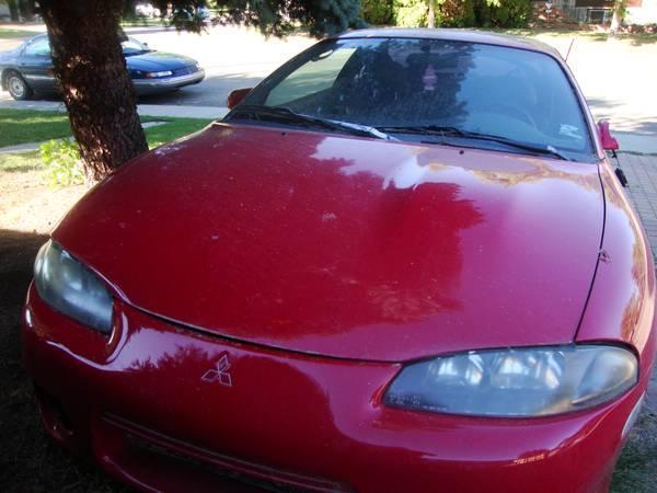 RARE 1997 Mitsubishi Eclipse - $10000