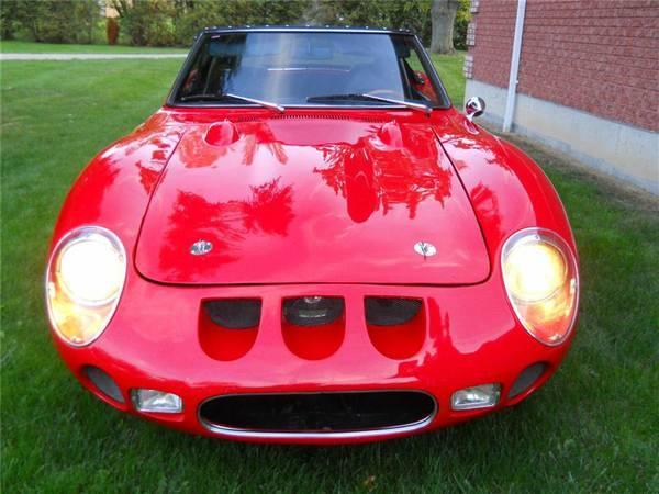RARE 250 GTO SPYDER Company Promo Street Rod - $24000