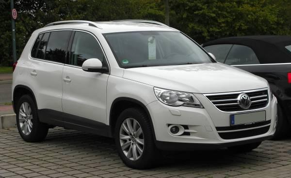 Reduced- 2010 VW Tiguan Comfort Line - $21000