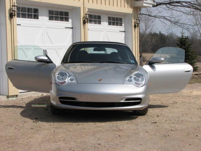 *REDUCED* 2002 Porsche 911 Convertible
