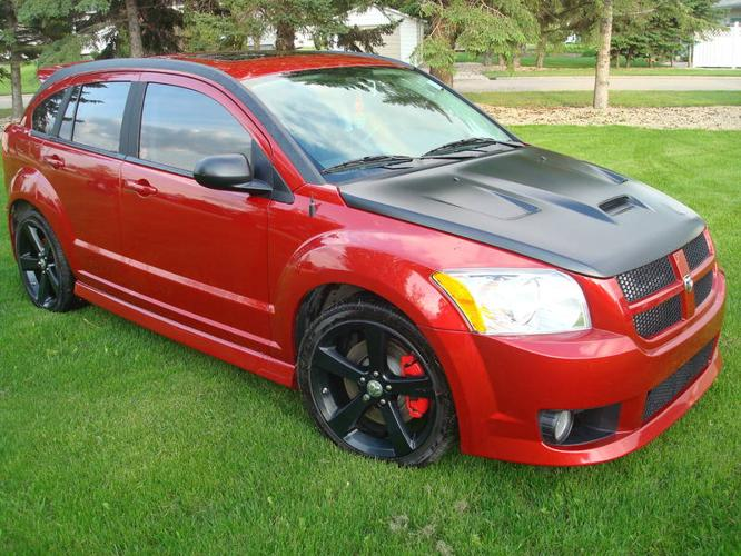 reduced 2009 dodge caliber srt 4 for sale in. Black Bedroom Furniture Sets. Home Design Ideas