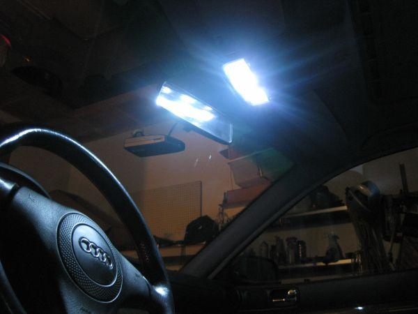 SMD LED Superbright Bulbs Interior Licence Plate Reverse Etc.. - $5