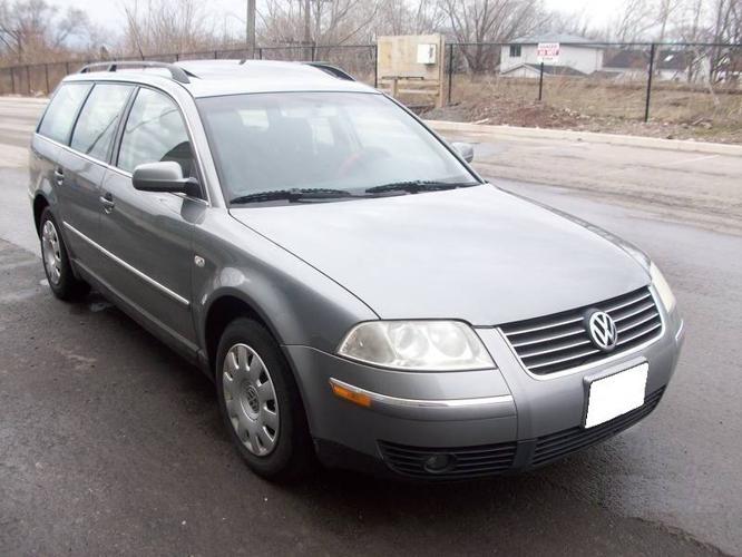 SOLD!!!! 2002 Volkswagen Passat Wagon