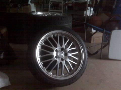 Spyn Rims W Marangoni 225 40 Tires Fits Most Euro Cars Ie Audi