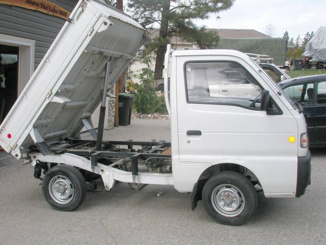 Suzuki Carry Mini Truck X A Vendre