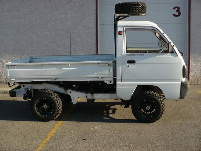 suzuki carry mini truck for sale in okotoks alberta all cars in. Black Bedroom Furniture Sets. Home Design Ideas