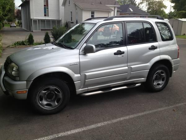 Suzuki Gran Vitara 2002 - $4000