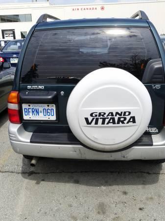 Suzuki Grand Vitara - $1350