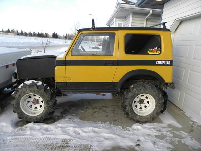 Suzuki Samurai Parts For Sale Alberta