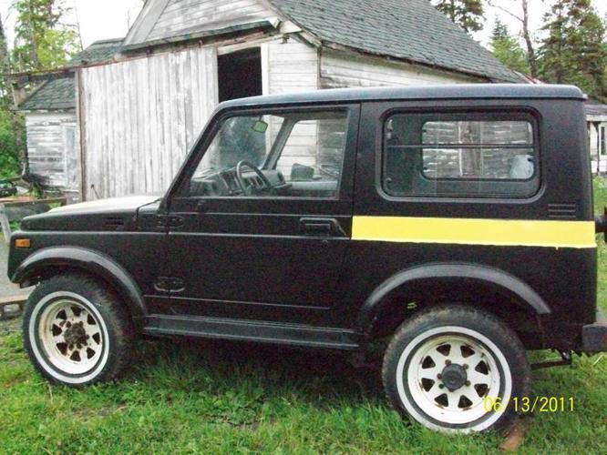 Suzuki Samurai Parts For Sale In Bc