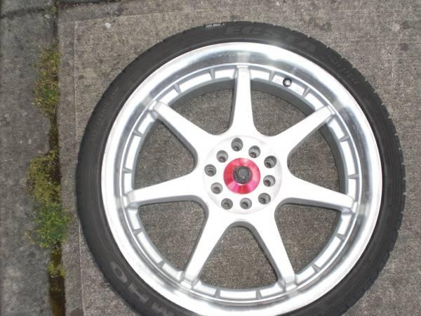 Tires & Rims - $395