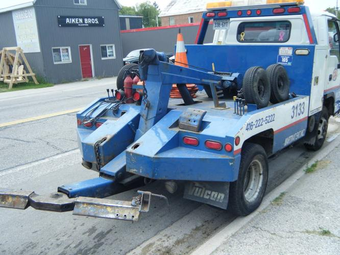 Tow Truck For Sale Canada >> Tow Truck 2005 Gmc W3500 With A Vulcan 804 For Sale In