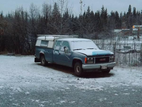 TRUCK FOR SALE - CAD1800
