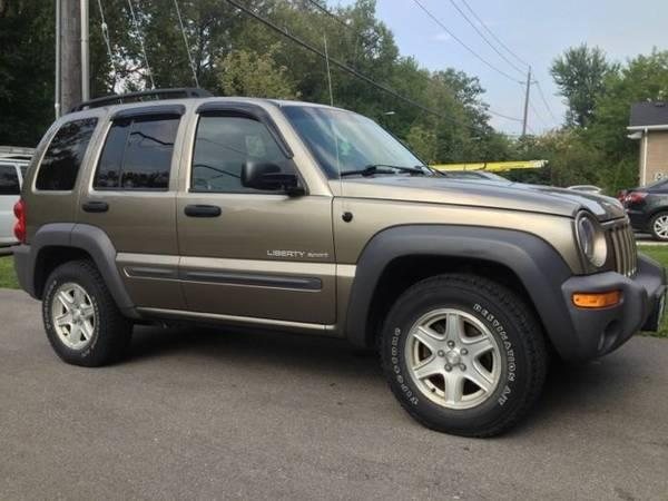 URGENT! Jeep liberty sport 3 7 - $4200 for sale in Richmond