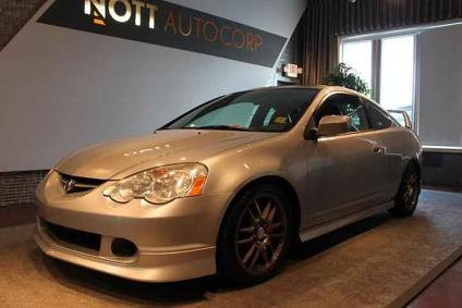 Acura  Type Sale on Us 11 980 2002 Acura Rsx Type S 6 Spd Manual  Heated Le For Sale In