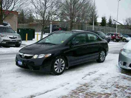 US$13,870 2009 Honda Civic SEDAN EX-L 5AT for sale in ...