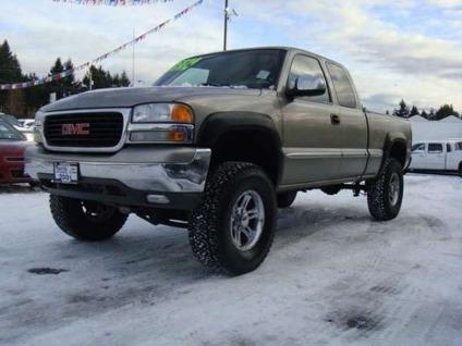 us 15 874 2001 gmc sierra 1500 sle for sale in parksville british columbia all cars in. Black Bedroom Furniture Sets. Home Design Ideas