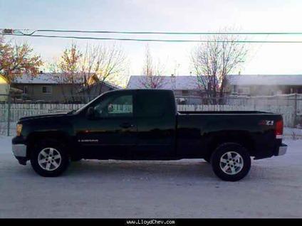 US$21,995 2007 GMC Sierra K1500 Ext SLE Z71