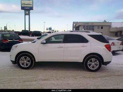 US$33,995 2010 Chevrolet Equinox LTZ AWD