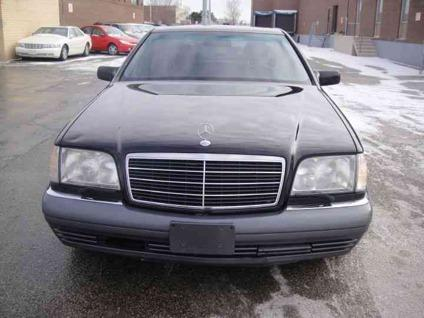 Us 6 500 1995 mercedes benz s500 very clean turbo diesel for Mercedes benz 6500