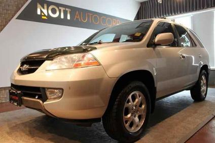 Acura  2001 on Usd  11 980 2001 Acura Mdx 3 5l 4wd  7 Passenger  Leather For Sale In