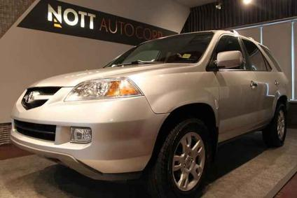Acura  2005 on Usd  21 980 2005 Acura Mdx Touring  Heated Leather  Navig For Sale In