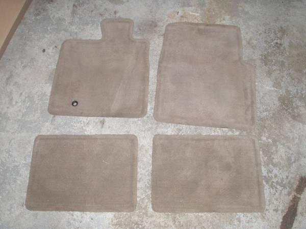 Used 2005 - 2008 Ford F-150 Carpeted Floor Mats - $35
